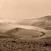 Israel, Negev Desert panorama