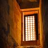 Akko (Acre), window inset in Mosque of Ahmed Jezzar
