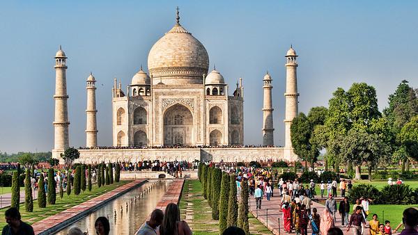 Delhi to Amber Palace