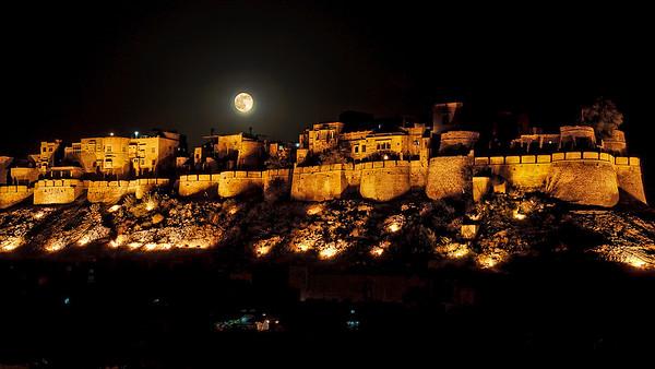 Part 4- Jaisalmer-Delhi