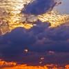 Hagi sunset
