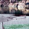 Laos--Ou River scene