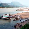 Mekong Laos scene