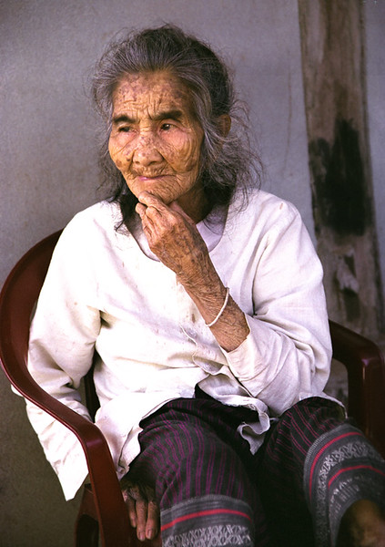 Hmong woman 2