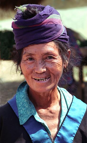Hmong woman 3