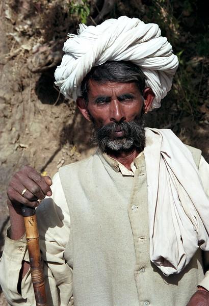 Rajasthani-nomad-leader