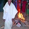 Dancer, Irula tribal village