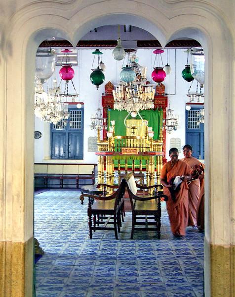 Cochin Synagogue master