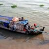 Chau Doc Mekong boat scene 2