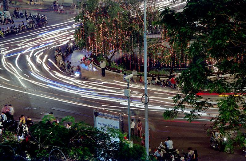 Saigon Valentine's Night