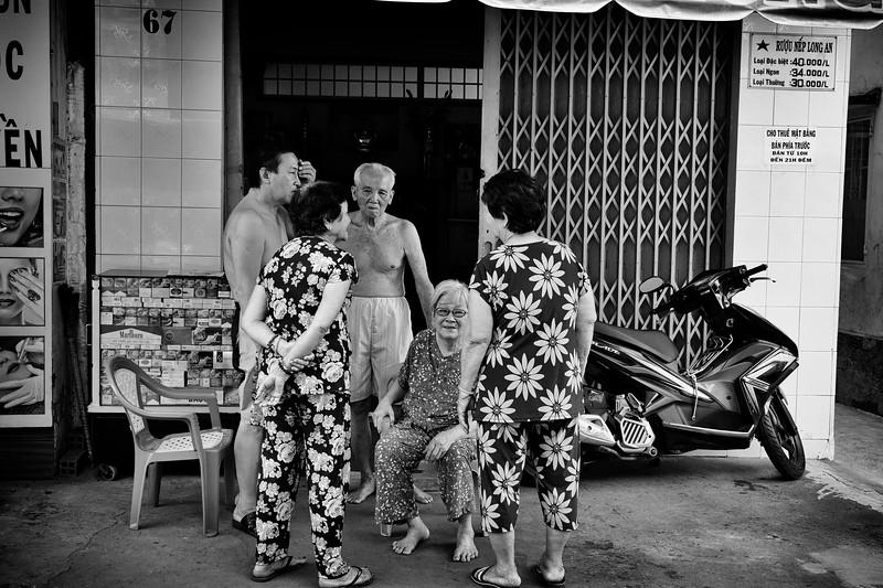 Saigon, Vietnam (2020)<br /> Original Fine Art Documentary Photograph by Michel Botman © north49exposure.com