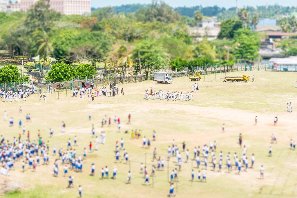 Sri Lanka School Children 2 - Galle, Sri Lanka