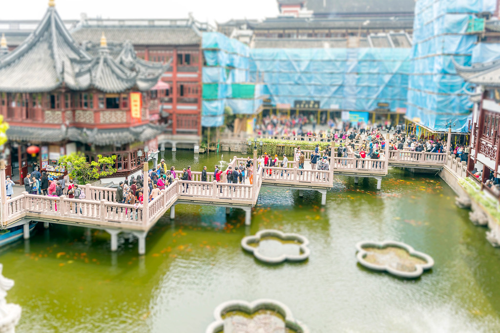 Yuyuan - Shanghai, China