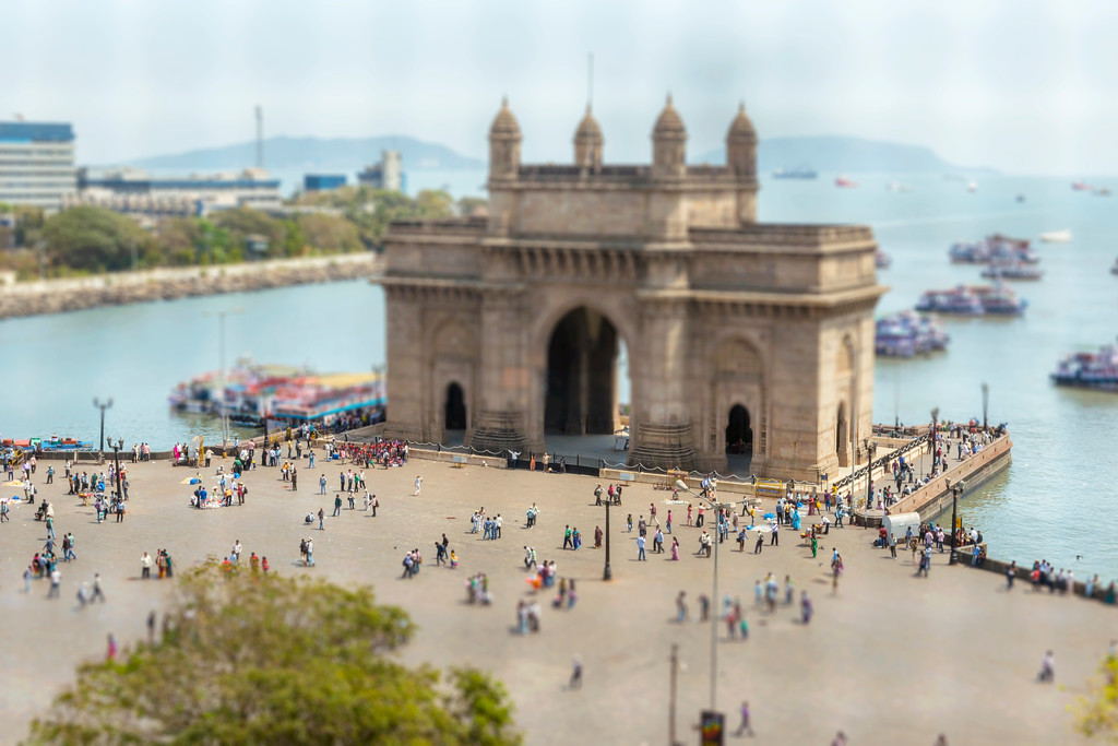 India Gate, Mumbai, India