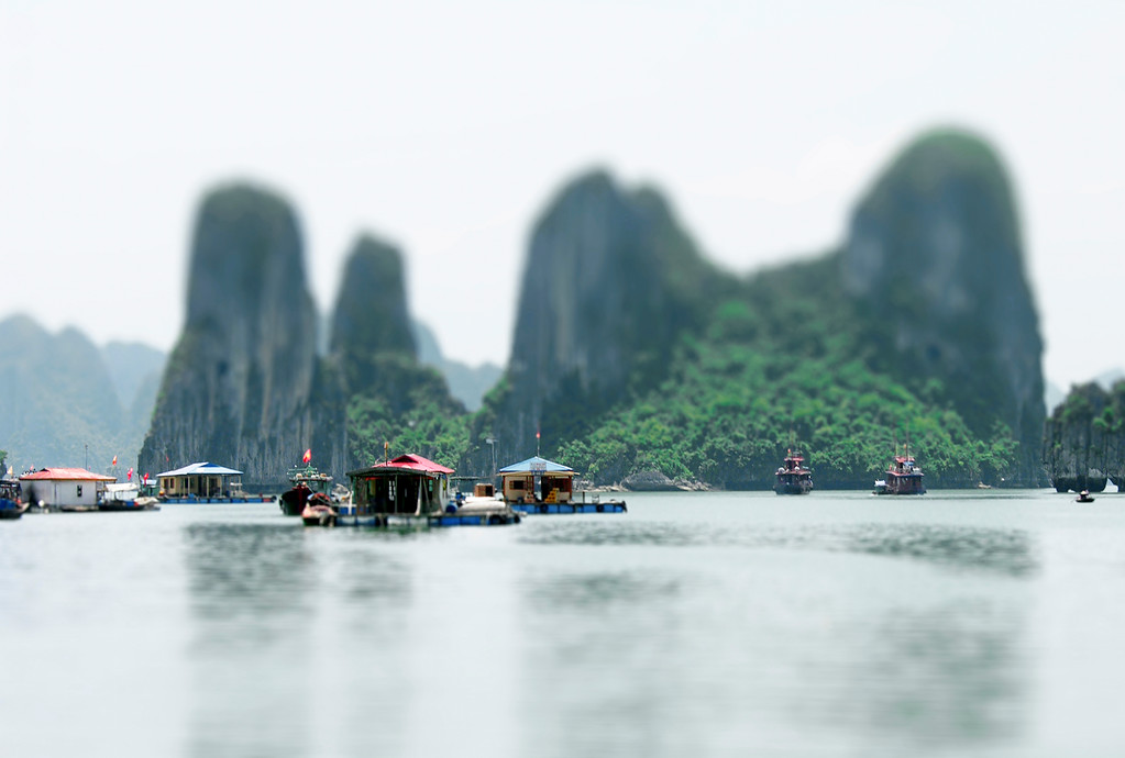 Halong Bay - Ha Long City, Vietnam
