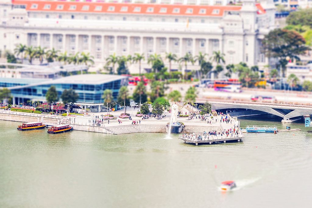 Singapore Waterfront 1 - Singapore