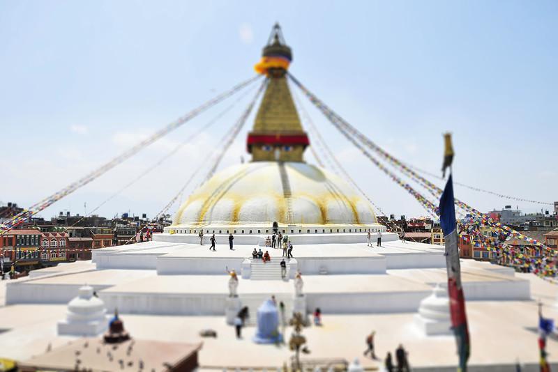 Boudhanath Stupa - Katmandu, Nepal