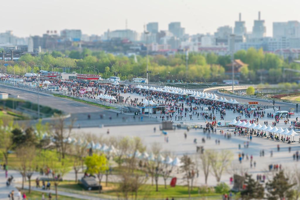 Olympic Village 1 - Beijing, China