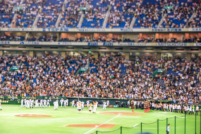 Tokyo Giants - Tokyo, Japan