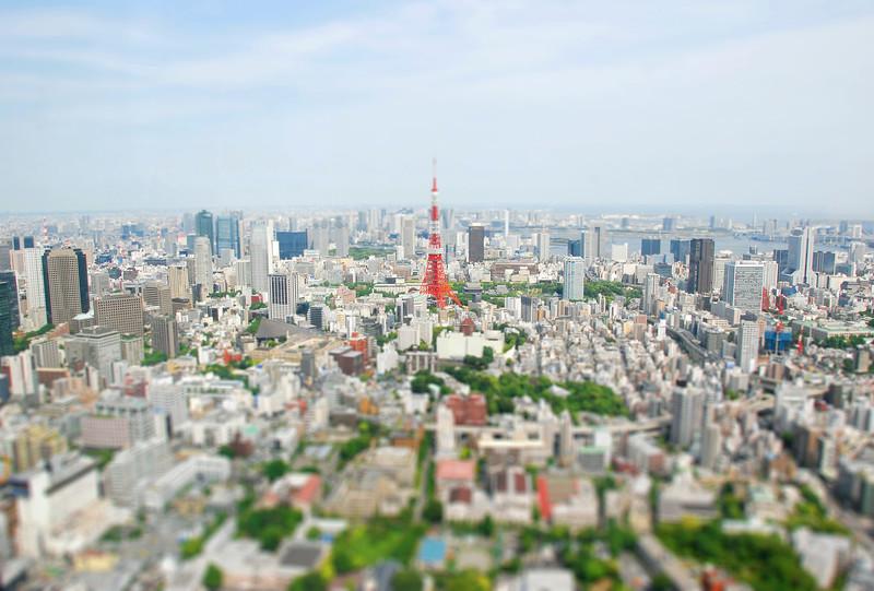 Tokyo Tower - Tokyo, Japan
