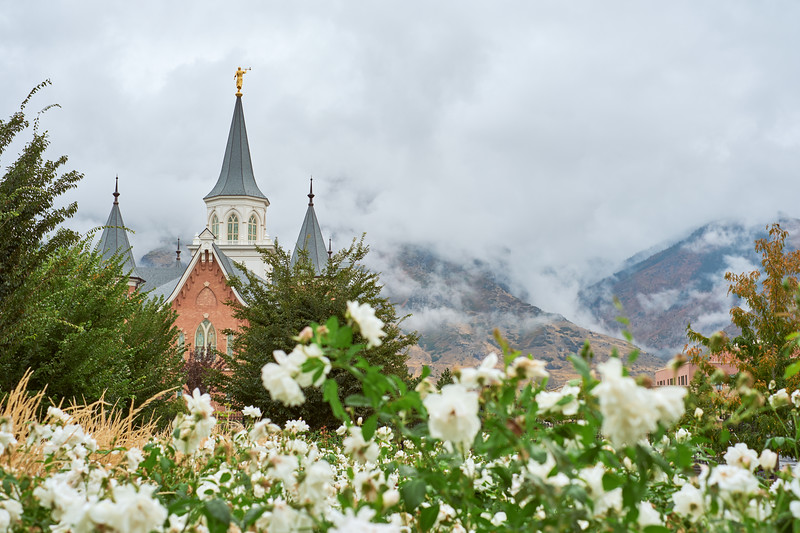 The Provo City Center Temple