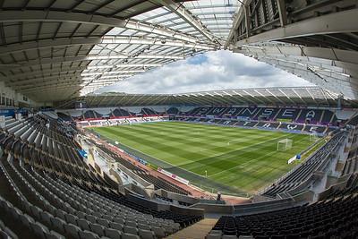 Swansea City AFC vs. Manchester City FC Liberty Stadium Swansea, , Wales, UK, May 15 2016,