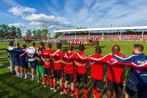 Cavalry FC v. Vancouver Whitecaps