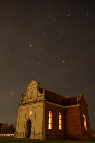 Geminid Meteor Shhower 12142020