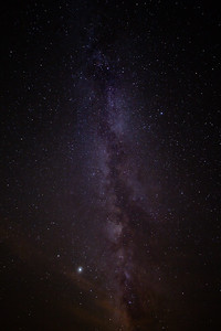 Milky way over France #05