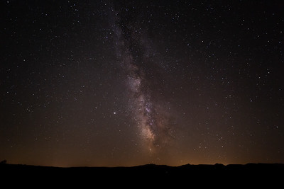 Milky way over France #10