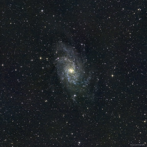 M 33 - Triangulumnebel
