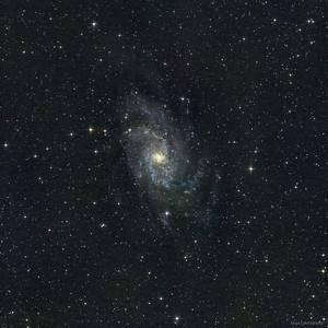 M 33 - Triangulumnebel