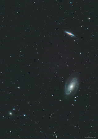M81/M82 – Bode & Cigar Galaxy