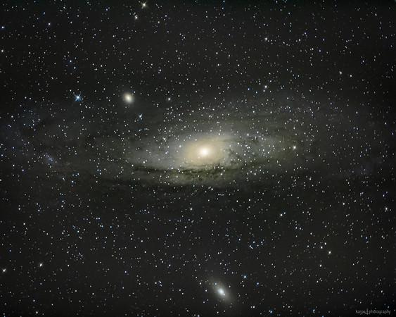 M31 – Andromeda Galaxy