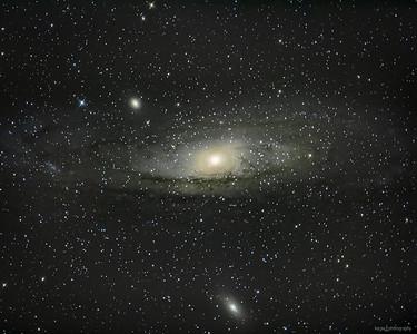 NGC 224 / M 31 - Andromeda Galaxy