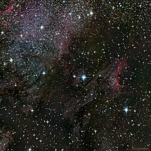 IC 5070 / IC 5067 - Pelican Nebula