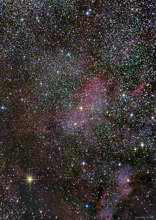 NGC 7000 - North America Nebula