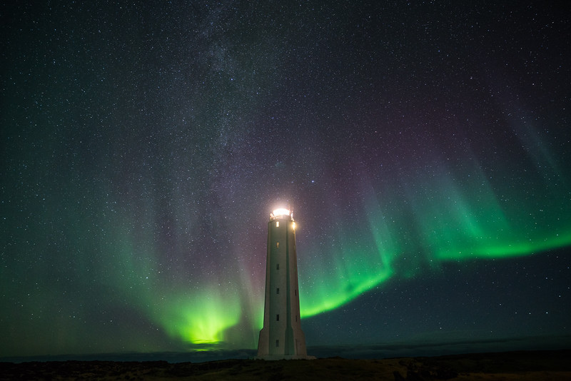 Icelandic Lights || Malariff Light, Iceland