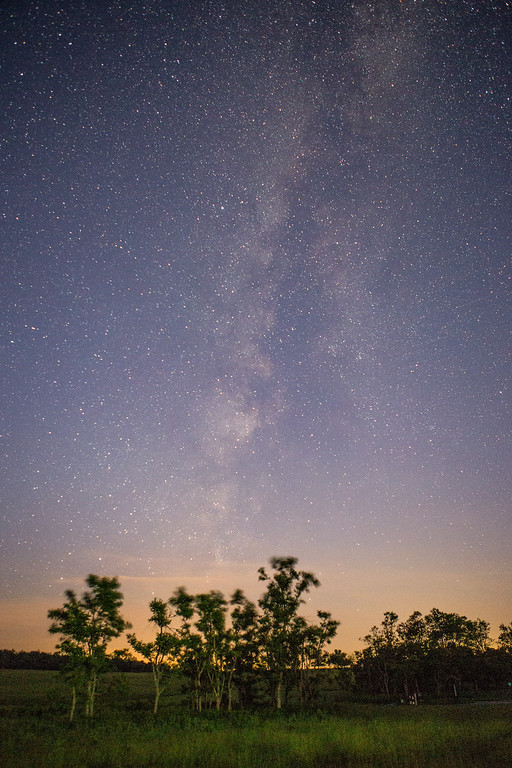 Fade Into Dawn || Big Meadows, Shenandoah National Park, VA