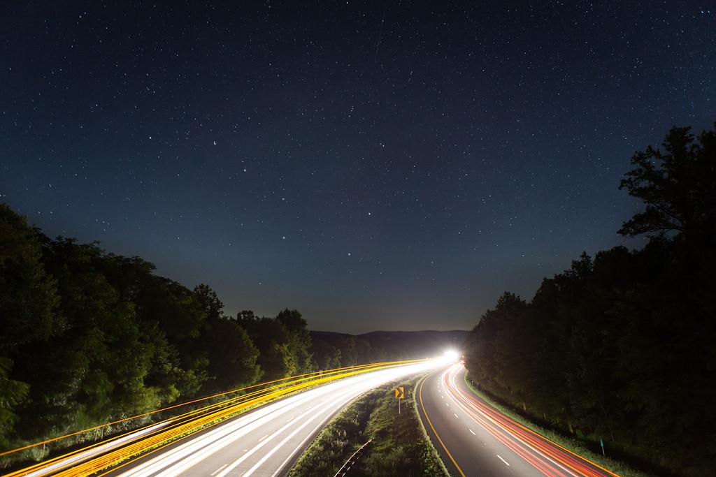 Night Sky Highway