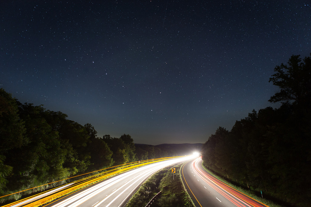 Night Sky Highway