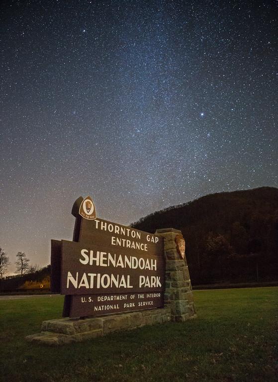 Under the Stars  || Shenandoah National Park, VA