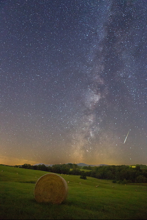 Meteor in a Hay Stack
