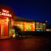 Austin, Texas, Taco Cabana, Exterior, Restaurant, Blue Hour