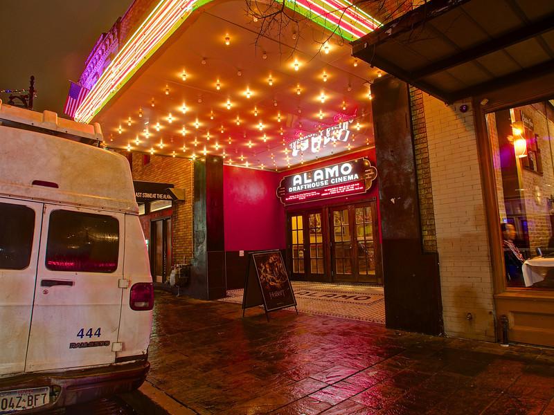 Alamo Drafthouse Cinema, 6th Street - Austin, Texas
