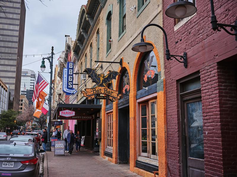 Bat Bar, 6th Street - Austin, Texas