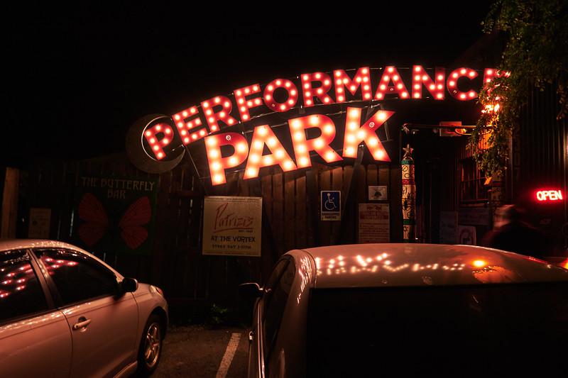 Performance Park -  Austin, Texas