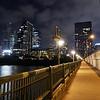 First Street Bridge - Austin, Texas