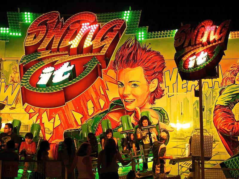 Swing It, Rodeo Austin - Austin, Texas