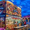 Blue Hour Carnival, Rodeo Austin - Austin, Texas